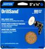Norton DrillSand AO Coarse Paper Slotted Disc - 07660702495 -- 07660702495 - Image