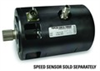 PCB L&T Torque Sensor, Rotary Transformer, 500 in-lb Capacity FS, Flanges and Splines per AND10262 & AND20002 -- 4115K-04A - Image