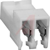 Connector; Receptacle; 2; IDC Standard;Locking Ramp; 90 deg; Nylon; 0.156 in. -- 70042752