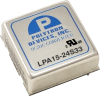 DC-DC Converter, 15 Watt Single and Dual Output, Low Profile, Regulated, 2:1 Wide Input, 1