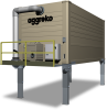 Industrial Cooling Tower Rental, 800 Ton -- AG-8 - Image