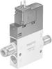 Air solenoid valve -- CPE24-M2H-3GL-QS-10 -Image