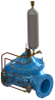 Automatic Control Valve C501 / CF501 Control Valves -- C501 / CF501 -Image