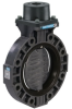 3 Hayward® BY Series Butterfly Valve for Actuation - FKM -- 20703