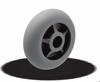 IR Series Rubber Tread Empire Wheels - Image