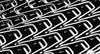 Turn & Spiral Cage Metal Conveyor Belts -Image