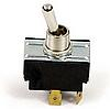 Gun, push button switch spst, 5A/120V -- 285139