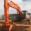 ZX200LC-3 Excavator - Image