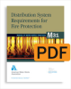 M31 Distribution System Requirements for Fire Protection, Fourth Edition (PDF) -- 30031-PDF