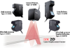 Optical 2D Triangulation Position Sensor -- LJ-G015K