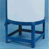 Dome Conical Bottom Tank Stand -- 5051