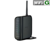 Belkin F5D7234-4 Wireless G Router - 54Mbps, 802.11g, 4-Port -- F5D7234-4