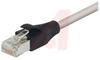 Ind. Grade CAT 5E Double Shielded RJ45 LSZH Patch Cord, 10.0 ft. -- 70126096