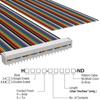Rectangular Cable Assemblies -- H2MXS-4018M-ND -Image