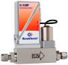 HIGH PRESSURE Series Digital Gas Mass Flow Meters & Controllers -- EL-FLOW F-220M