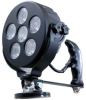 60 Watt Handheld LED Light w/ Magnetic Base - 6 X 10 WATT LEDs - 9-48V - 5400 Lumens -- HML-LED10W-6R
