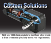 Custom Solutions Gearmotors