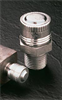 Threaded Aluminum Caps for Threaded, Flared Fittings -- ASP-10 - Image