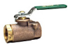 Standard Port Bronze Ball Valve -- Series B6400-SE