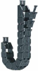 E-Chain System® Zipper Cable Carriers -- 09
