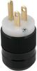 10341 Straight Blade Plug, 5-15R NEMA, 15A, 125V -- 10341 - Image