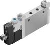 Air solenoid valve -- VUVG-L10-M52-RT-M5-1R8L -Image