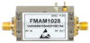 0.7 dB NF Low Noise Amplifier Operating From 1.2 GHz to 1.6 GHz with 40 dB Gain, 12 dBm P1dB and SMA -- FMAM1028 -Image