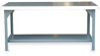 Fixed Leg Workbench,SS Top,W 30,D 24 -- T3024-SSTOP