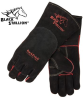 360 High Quality Cowhide Stick Welding Gloves w/ BackPatch -- REV-360-MASTER