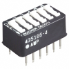 DIP Switches -- 435166-4-ND -Image