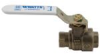 2-Piece, Full Port, Lead Free Bronze Ball Valve -- LFB6081G2 - Image
