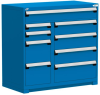 R Stationary Cabinet (Multi-Drawers), 9 drawers (48