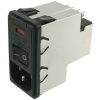 Power Entry Connectors - Inlets, Outlets, Modules -- 4-6609106-8-ND -Image
