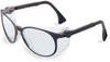 Honeywell Flashback Polycarbonate Standard Welding Glasses Shade 5.0 Lens - Black Frame - 603390-043031 -- 603390-043031
