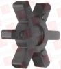 MARTIN SPROCKET & GEAR INC SRL099/100 ( MARTIN SPROCKET & GEAR INC , SRL099/100, CURVED JAW COUPLING SPIDER, SOLID CENTER, NITRILE BUNA-N, 3/4IN THICK, 2.53IN OUTSIDE DIAMETER ) -- View Larger Image