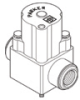 1/8 IN. PNEUMATIC DIAPHRAGM VALVES -- PV-17-1222