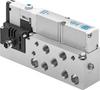 Air solenoid valve -- VMPA14-M1H-M-G1/8-PI -Image