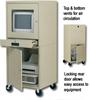 ECONOMICAL COMPUTER CABINET -- HCSC6900BLK - Image