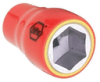 Wiha - Insulated 6 Point Standard Socket -- 31425