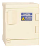Poly Acid/Corrosive Cabinet,White,4 Gal -- 3NPK7