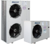 Air-Water Chiller and Heat Pumps with Hydraulic Kit -- MEX Prozone