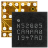 RF Transceiver ICs -- 1490-NRF52805-CAAA-R7CT-ND - Image