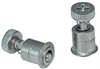 Captive Panel Screw, Screw Head, Spring-loaded, Self-Clinching - Unified -- ITEM-19585 -Image