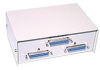 2-Port DB25 Manual Switch Box -- 03289