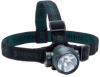 Combo Headlamp -- Green Trident Xenon/LED