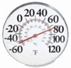 49562J - Taylor 495621 Dial Metal Thermometer, 12