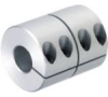 Couplings - Rigid, Long, Clamping -- CPND20-6-8