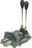 BM40 2-Spool Directional Control Valve -- 1249739 - Image
