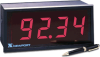 Large Display Digital Panel Meter -- L4Q Series