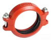 Coupling Fitting -- 75-4IN-T-PNT-FLEX
